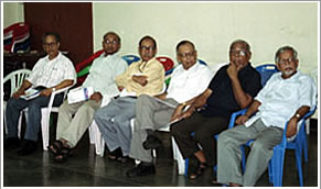 Eminent Academicians including our Vice Chancellor Prof. A.K. Thakur